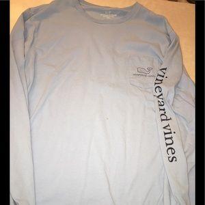 Men's XXL Vineyard Vines Long Sleeve T